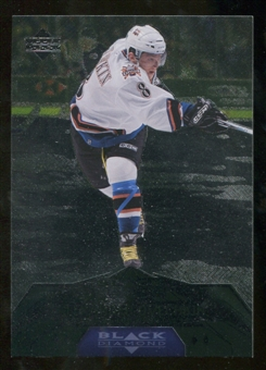 2007/08 Upper Deck Black Diamond #189 Alexander Ovechkin
