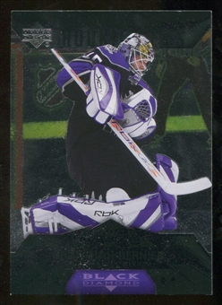 2007/08 Upper Deck Black Diamond #197 Jonathan Bernier