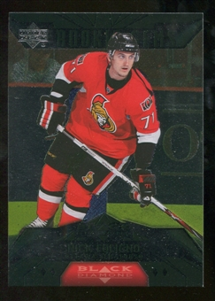2007/08 Upper Deck Black Diamond #202 Marc Staal