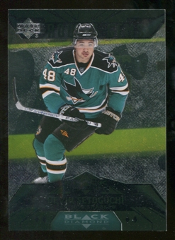 2007/08 Upper Deck Black Diamond #205 Devin Setoguchi