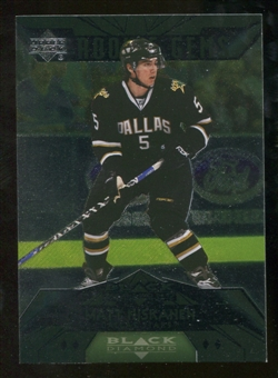 2007/08 Upper Deck Black Diamond #208 Matt Niskanen