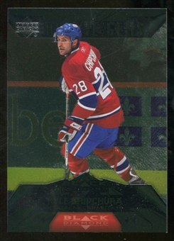 2007/08 Upper Deck Black Diamond #209 Kyle Chipchura