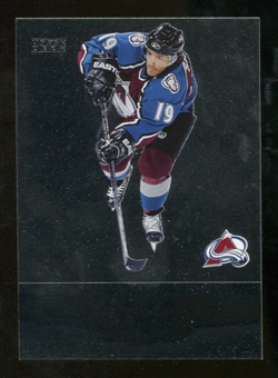 2005/06 Upper Deck Black Diamond #172 Joe Sakic