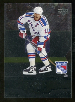 2005/06 Upper Deck Black Diamond #179 Mark Messier