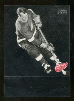 2005/06 Upper Deck Black Diamond #185 Gordie Howe