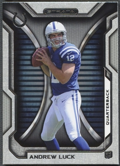 2012 Topps Strata #150 Andrew Luck Rookie