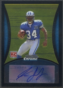 2008 Bowman Chrome #BC77 Kevin Smith Rookie Auto