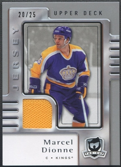 2006/07 The Cup #39 Marcel Dionne Jersey #20/25
