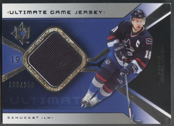 2004/05 Ultimate Collection #UGJMN Markus Naslund Jersey #199/250