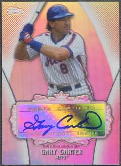 2013 Topps Replacement #GC Gary Carter Auto