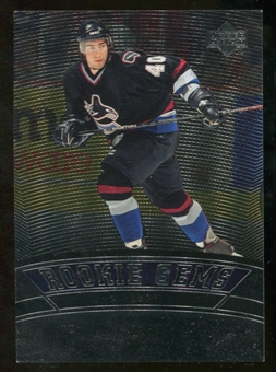 2006/07 Upper Deck Black Diamond #207 Luc Bourdon