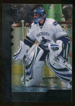 2009/10 Upper Deck Black Diamond #186 Roberto Luongo