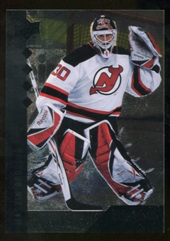 2009/10 Upper Deck Black Diamond #191 Martin Brodeur