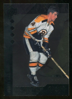 2009/10 Upper Deck Black Diamond #196 Bobby Orr