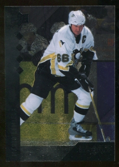 2009/10 Upper Deck Black Diamond #199 Mario Lemieux