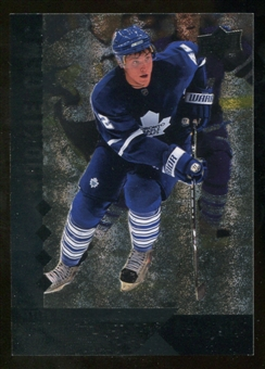 2009/10 Upper Deck Black Diamond #202 Tyler Bozak