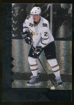 2009/10 Upper Deck Black Diamond #206 Jamie Benn