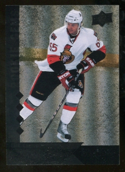 2009/10 Upper Deck Black Diamond #207 Erik Karlsson