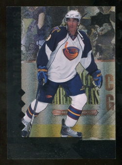 2009/10 Upper Deck Black Diamond #219 Evander Kane RC