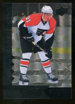 2009/10 Upper Deck Black Diamond #220 James van Riemsdyk