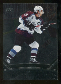 2006/07 Upper Deck Black Diamond #152B Joe Sakic