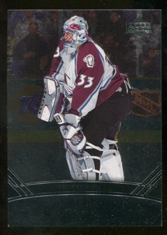 2006/07 Upper Deck Black Diamond #153B Patrick Roy