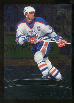 2006/07 Upper Deck Black Diamond #157B Wayne Gretzky