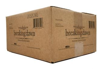 Twilight Breaking Dawn Part 2 Trading Cards 10-Box Case (NECA 2012)