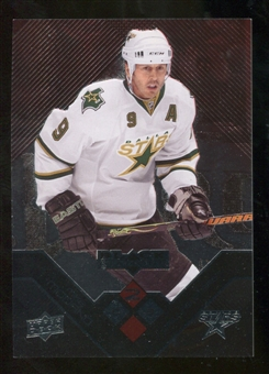 2008/09 Upper Deck Black Diamond Ruby #97 Mike Modano /100
