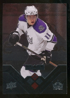 2008/09 Upper Deck Black Diamond Ruby #103 Anze Kopitar /100