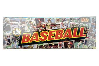 1974 Topps Baseball 36 Pack Wax Box