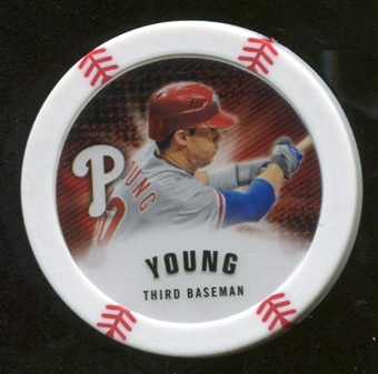 2013 Topps Chipz #MY Michael Young