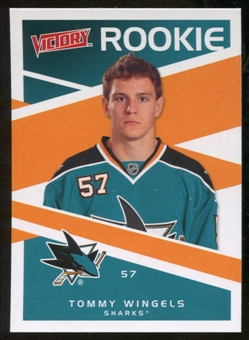 2010/11 Upper Deck Victory #315 Tommy Wingels