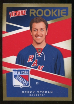 2010/11 Upper Deck Victory Gold #318 Derek Stepan
