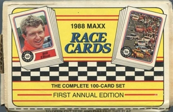 1988 Maxx Racing Factory Set (factory sealed)