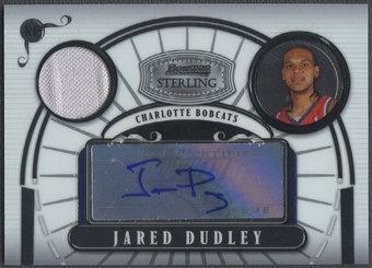 2007/08 Bowman Sterling #JD Jared Dudley Rookie Jersey Auto #190/218