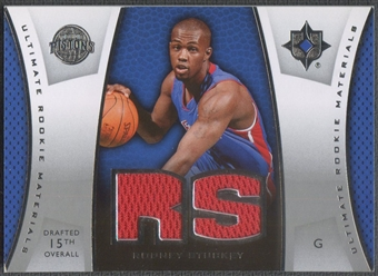 2007/08 Ultimate Collection #RS Rodney Stuckey Materials Rookie Jersey