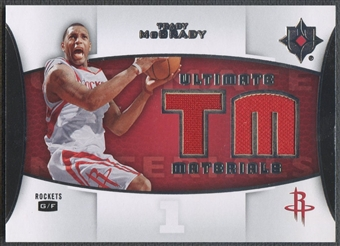 2007/08 Ultimate Collection #TM Tracy McGrady Materials Jersey