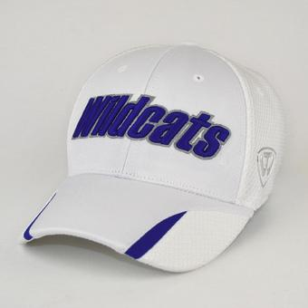 Kentucky Wildcats Top Of The World Condor White One Fit Flex Hat (Adult One Size)