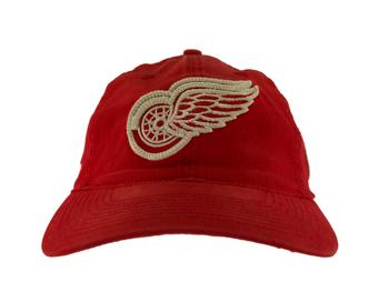 Detroit Red Wings Reebok Est. 1926 Slouch Flex Fit Hat (Adult L/XL)