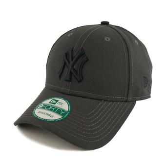 New York Yankees New Era 9Forty Gray League Pop Adjustable Hat (Adult One Size)