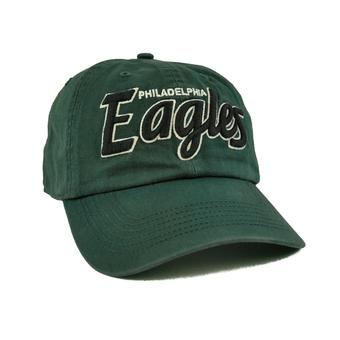 Philadelphia Eagles '47 Brand Pacific Green Modesto Clean Up Snapback Hat (Adult One Size)