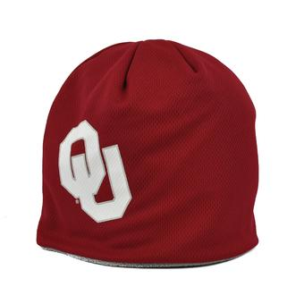 Oklahoma Sooners Top Of The World Maroon Burst Knit Hat (Adult One Size)