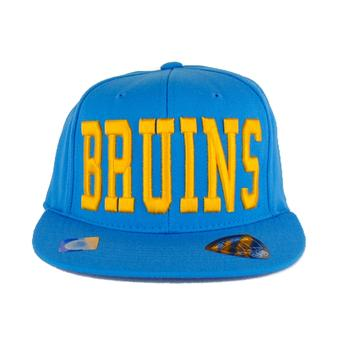 UCLA Bruins Top Of The World Rocksteady 86 Fitted Blue Hat (Adult 6 7/8 to 7 1/4)