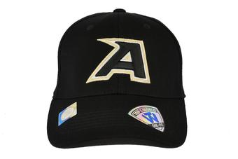 Army Black Knights Top Of The World Premium Collection Black One Fit Flex Hat (Adult One Size)