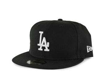 Los Angeles Dodgers New Era 59Fifty Fitted Black Hat (7 5/8)