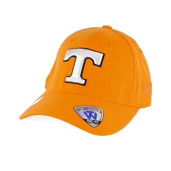 Tennessee Volunteers Top Of The World Premium Collection Orange One Fit Flex (Adult One Size)