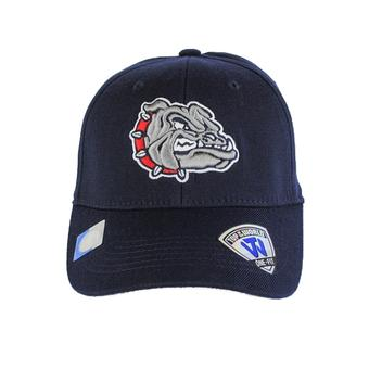Gonzaga Bulldogs Top Of The World Premium Collection Navy One Fit Flex Hat (Adult One Size)