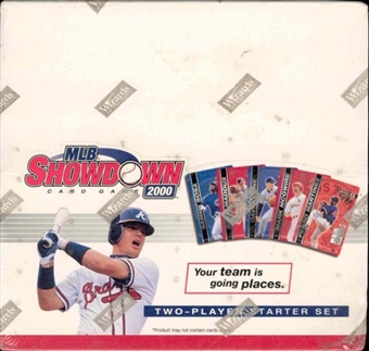 WOTC MLB Showdown 2000 Baseball Starter Box