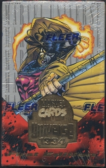 1994 Fleer Marvel Universe 36 Pack Box
